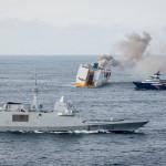 Souvenir de notre collaboration avec la Marine Nationale pour la lutte contre la…